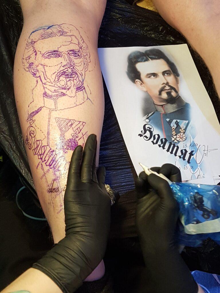 Tattoo  - Tattoo Messe München