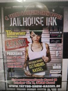 Jailhouse Ink, Kassel, Tattoo Convention 2011
