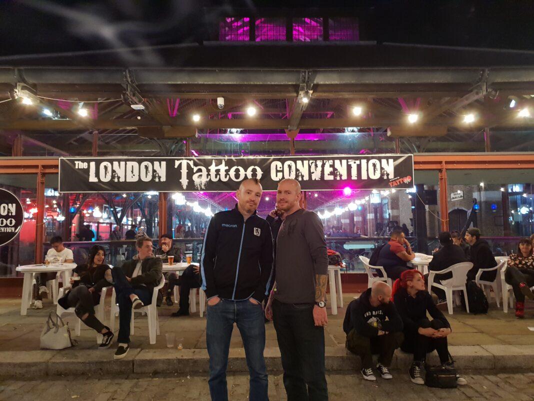 London Tattoo Convention, 2018