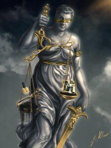 justitia tattoo bayern
