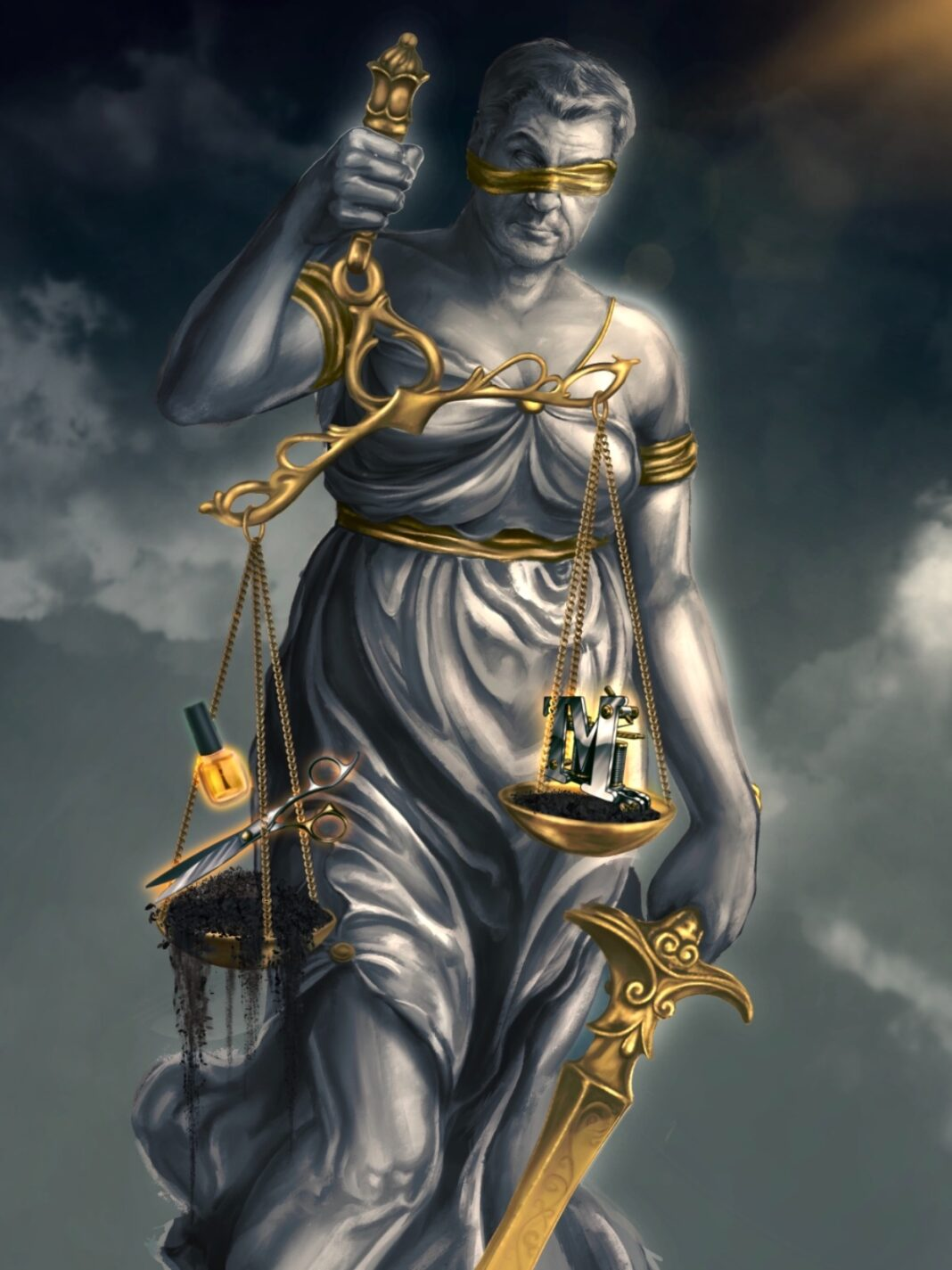 justitia tattoo bayern