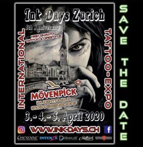 Ink Days Zürich 2020