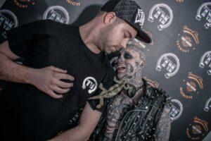 Zombie Boy & Tibor Szalai Tibi Tattoo