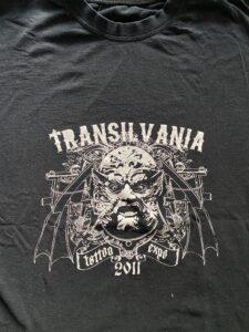 Transilvania Tattoo Expo T-Shirt