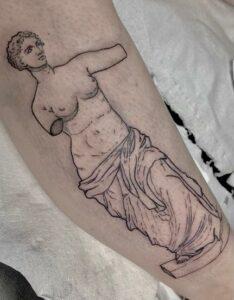 Tattoo Bianca Octavia