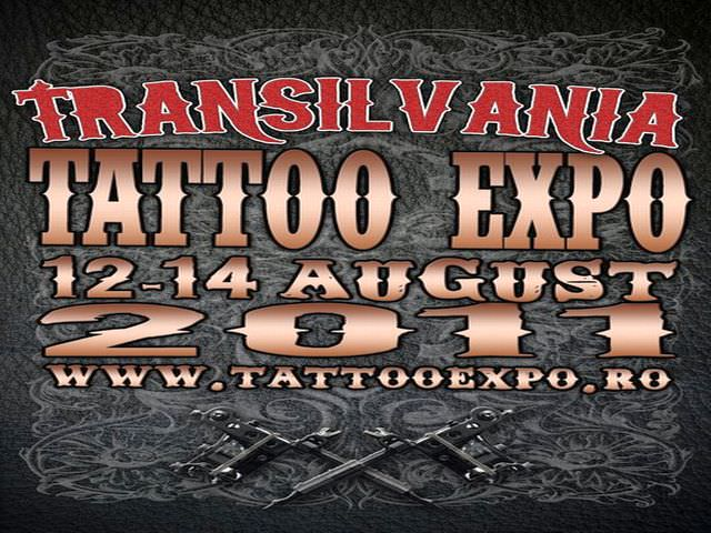 transilvania tattoo expo