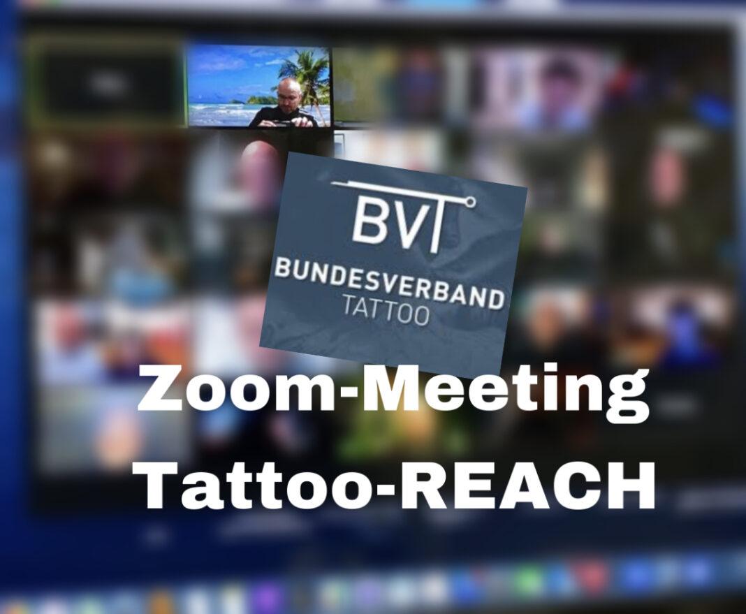Tattoo-REACH Zoom-Meeting